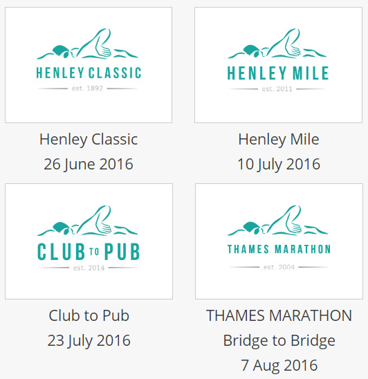 More exciting Henley Swim events...